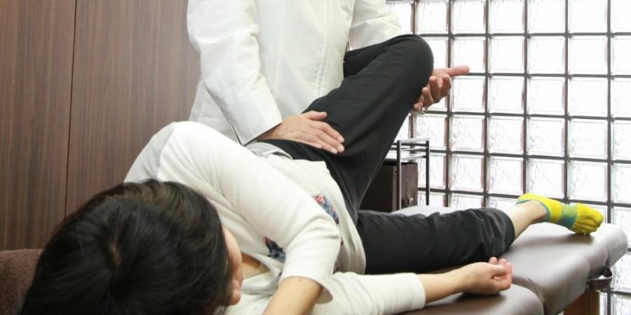 妊婦整体コース