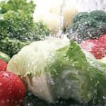 野菜の洗浄